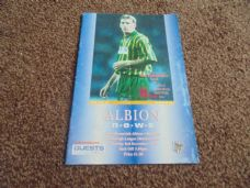 West Bromwich Albion v Barnsley, 1994/95